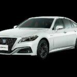 Xe nhà giàu Toyota Crown 2020 ra mắt