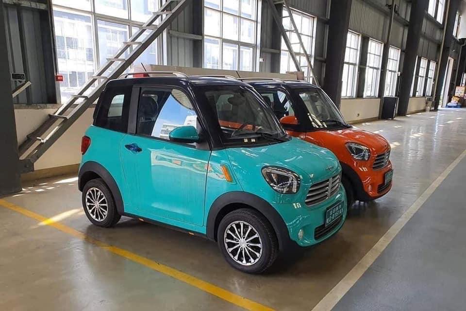 Xe điện nhỏ Thái Lan đẹp