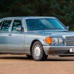 Mercedes S class cũ 33 năm bán lại giá 4 tỷ đồng