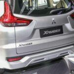 Mitsubishi Xpander Cross mang chất SUV