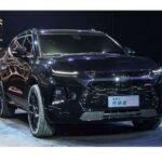 Xe Chevrolet Blazer cực đẹp liệu hút khách Việt Nam