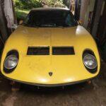 Siêu xe Lamborghini Miura dùng 50 năm bán lại giá 38 tỷ