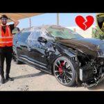 Những siêu xe Lamborghini URUS bị tai nạn dù mới cứng