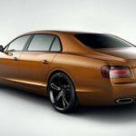 Tại sao 4 năm nay Bentley CFS bản mới rất ít về Việt Nam ?