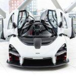 Siêu xe McLaren Senna đắt nhất Thái Lan giá 150 tỷ đồng