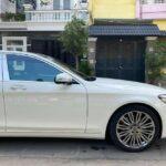 Mercedes S400 chi 600 triệu độ lên Maybach S450 bằng Body kít