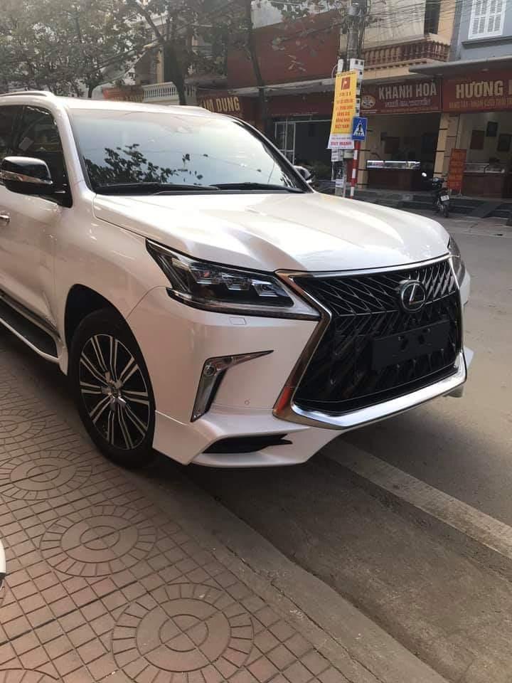 Xe sang Lexus Lx570 supersport về Tuyên Quang