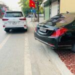 Dàn xe sang Tuyên Quang dạo phố sang chảnh