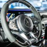 Đại gia Việt đặt Mercedes AMG G63 với nội thất carbon độc