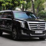 Hàng khủng Cadillac Escalade ESV premium biển thần tài lên sàn xe cũ
