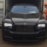 Rolls-Royce Wraith Black Badge bán lại giá 10 tỷ là xe biển nước ngoài ?