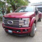 Siêu bán tải Ford Super Duty F-450 về tay đại gia Lào Cai