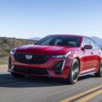 Cadillac CT5-V 2020 mới mạnh mẽ hơn