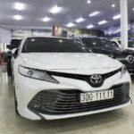 Toyota Camry 2020 biển ngũ quý 1 nếu bán lại giá 2,5 tỷ ?