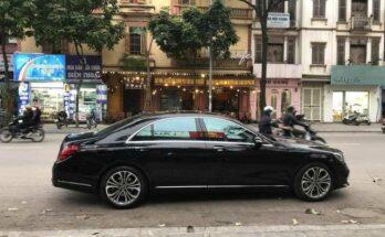 Mercedes S450 Luxury đại gia