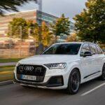 Audi Q7 2020 giá hơn 4 tỷ về Việt Nam tràn ngập công nghệ
