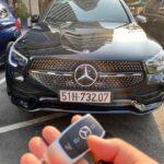 Mercedes GLC300  nâng cấp nội thất mới thể thao