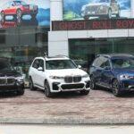 Bộ 3 BMW X7  tổng giá hơn 21 tỷ đồng về Hà Nội