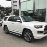 Toyota 4runner mới hơn 3 tỷ đồng về Việt Nam