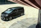 Lexus LM đời mới về Việt Nam 5