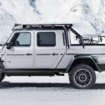 Siêu bán tải Brabus 800 Adventure XLP giá hơn 16 tỷ