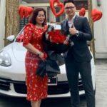 Đại gia Phú Thọ tặng vợ siêu xe Porsche Panamera 7 tỷ đồng