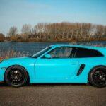 Đại gia chơi trội độ Porsche Boxster thành xe hatchback