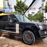 Đại gia trẻ tuổi Sài Gòn mua Range rover Svautobiography 2020 giá 25 tỷ