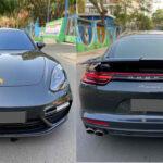 Porsche Panamera Turbo giá 12 tỷ ở đỉnh cỡ nào ?