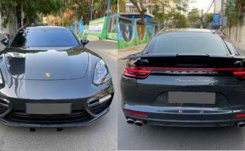 Xe Porsche đỉnh cao