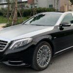 Mercedes S400 2014 độ Fake thành Maybach S600 giá hơn 2 tỷ