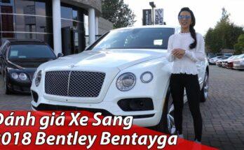 Đánh giá xe siêu sang Bentley cùng Phương Trần baoxehoi