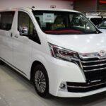 Toyota Granvia 2020 xe Minivan lớn cho gia đình