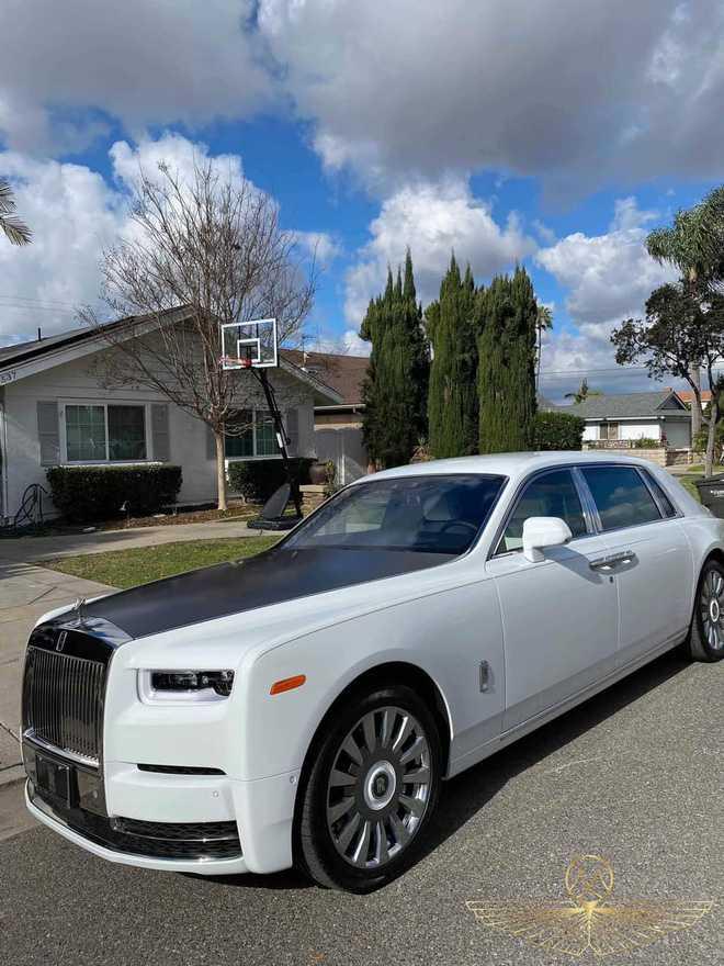 Rolls Royce Phantom đẹp