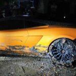 Giá Lamborghini Gallardo cũ còn 2 tỷ, ngập nước sửa hết 3 tỷ