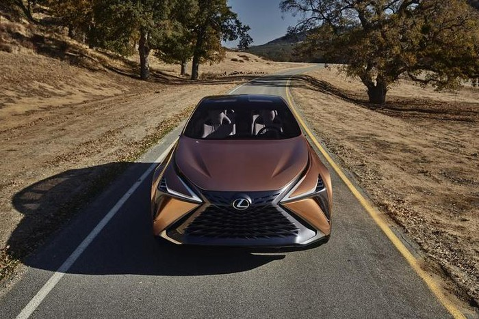 Xe sang Lexus Lq đời mới baoxehoi