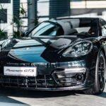 Siêu xe Porsche Panamera GTS black 11 tỷ về Việt Nam