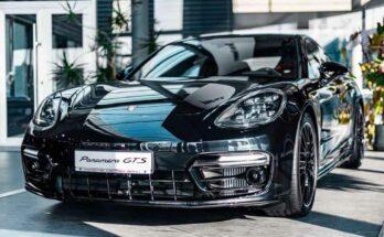 Siêu xe Porsche Panamera GTS 2020 baoxehoi