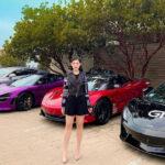 Video dàn Hot Girl Trung Quốc đi siêu xe chục tỷ