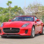 Jaguar F type mui trần cho nhà giàu Việt