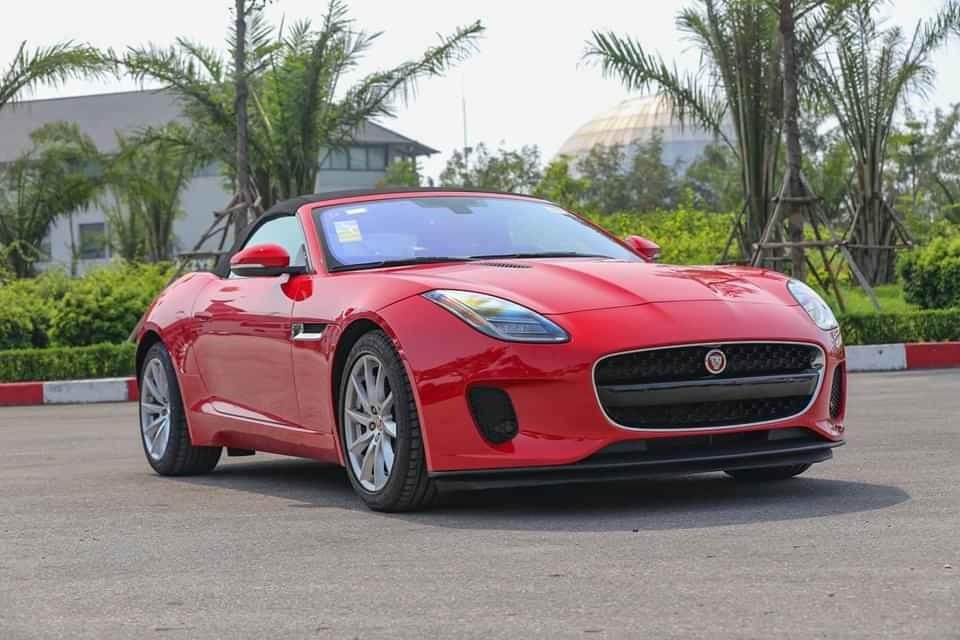 Xe sang Jaguar F type đẹp cao cấp