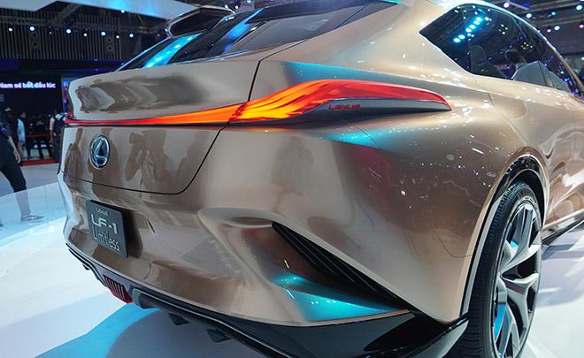 Giá xe sang Lexus LQ mới