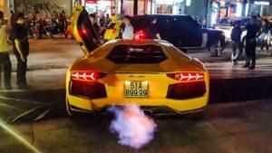 Pô siêu xe đại gia Việt baoxehoi