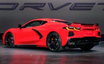 siêu xe Mỹ Corvette đẹp cho đại gia