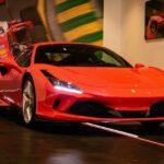 Video siêu xe Ferrari F8 Tributo giá 30 tỷ tại Việt Nam