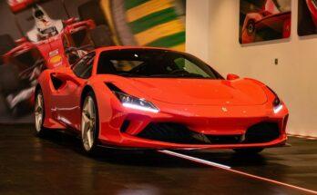 Siêu xe Ferrari đẹp khủng 3