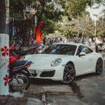 Siêu xe Ferrari, Maserati, Porsche trên phố Hải Phòng