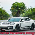 Video đại gia Vĩnh Long độ Porsche Panamera Widebody TopCar