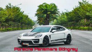 Siêu xe Porsche Panamera độ đẹp baoxehoi