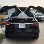 Tesla Model X hơn 7 tỷ đồng về tay đại gia Phú Thọ